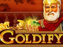 Онлайн аппарат Обрати В Золото